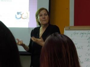 Imagen Marta en dictado