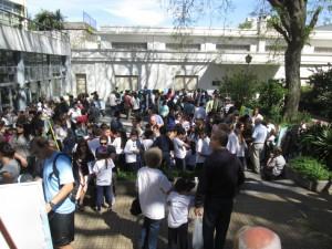 Feria ciencias Escuela