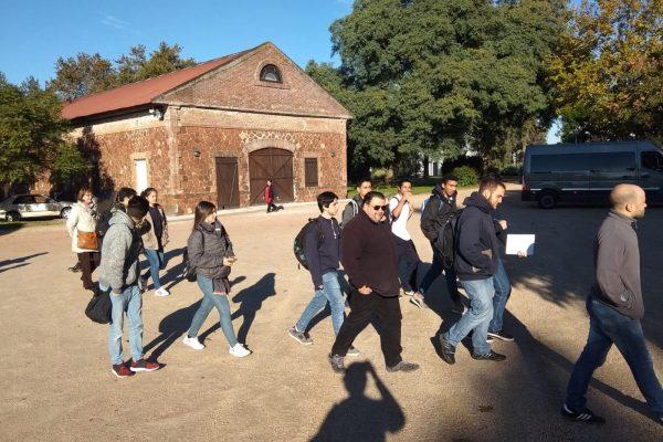 Colegio Logosófico salida didáctica 2018